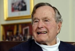 Morre aos 94 anos George H. W. Bush, ex-presidente dos Estados Unidos