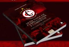 História do Campinense será contada em livro