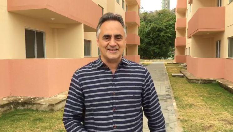 luciano cartaxo entrega 336 apartamentos residencial novo são josé - Luciano Cartaxo realiza entrega 336 apartamentos no Residencial Novo São José