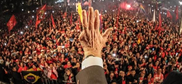 lula curitiba - Justiça torna ex-presidente Lula réu por lavagem de dinheiro envolvendo R$ 1 milhão