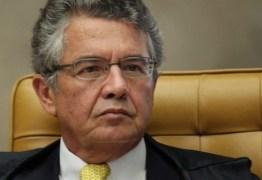 CASO QUEIROZ-BOLSONARO: ministro Marco Aurélio Mello diz que decisão vai 'ao lixo'