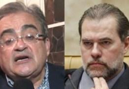 'ADVOGADINHO DO PT': Jornalista paraibano chama presidente do STF de 'babaca' – VEJA VÍDEO