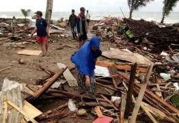 VEJA VÍDEO: Tsunami na Indonésia deixa mais de mais de 200 mortos, incluindo integrantes de banda; 800 ficam feridos