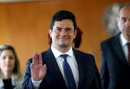 Molusco descoberto no Brasil é batizado em homenagem a Sergio Moro