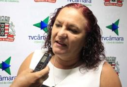 Vereadora Sandra Marrocos pede revogação de honraria a Bolsonaro em João Pessoa