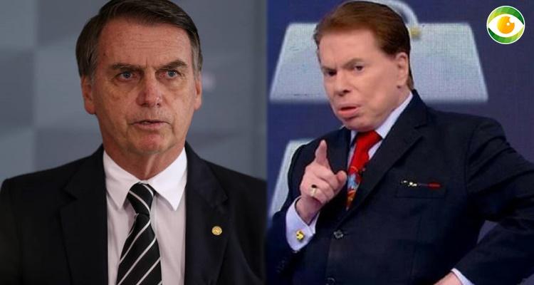 silvio santos jair bolsonaro tv foco sbt - SBT: 'Sistema Bolsonaro de Televisão' vira meme e chega ao Trending Topic do Twitter