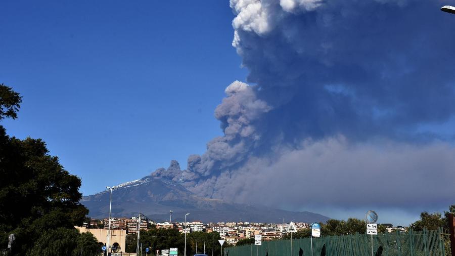 terremoto - Terremoto de 4,8 graus sacode Sicília e deixa 10 feridos
