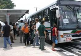 REUNIÃO MARCADA: reajuste das passagens em João Pessoa será decidido nesta sexta-feira