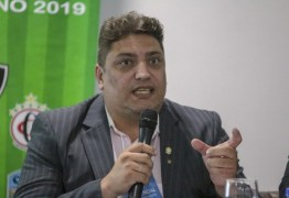 DENÚNCIA: Treze acusa diretor da FPF de acumular cargos e recorre a justiça desportiva