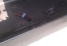 Mulher tem fratura após se jogar de viaduto na Epitácio Pessoa