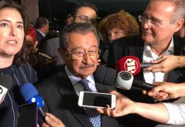 VEJA VÍDEO: senador Zé Maranhão assume liderança do MDB e vai conduzir escolha do partido para Presidência do Senado
