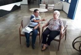 REFORÇO: Deputada Federal Paulista-(SP) se coloca a disposição da classe politica de Cajazeiras para aeródromo regional receba linhas aéreas