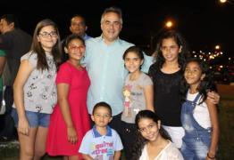 LED nas Ruas: Luciano Cartaxo dá início à implantação do programa no Alto do Mateus e 177 ruas serão contempladas