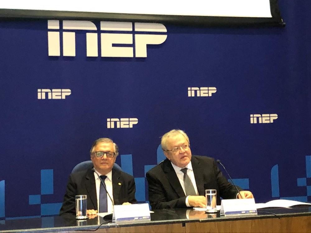 8531f69a f473 4fc5 ac3d ed1847357457 1 - Escola deve resistir a 'ideologias inadequadas', diz novo presidente do Inep