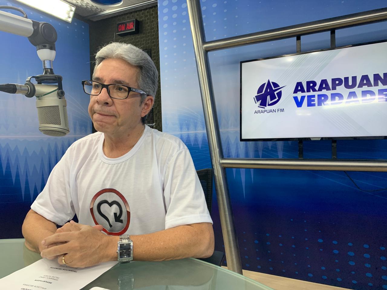 Adalberto Alves de Araújo Filho - VEJA VÍDEO: 'Ruas de padrão europeu', Superintendente da Semob,Adalberto Alves, conta planos do órgão para a Capital