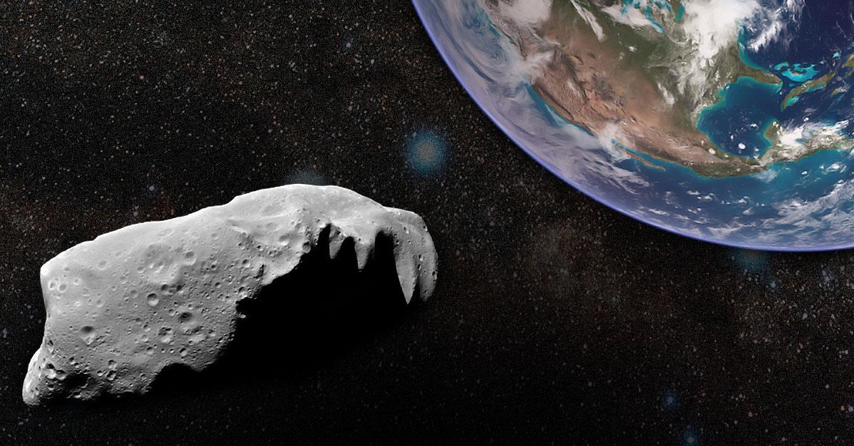 Apophis - Asteroide gigante poderá colidir com a Terra: VEJA VÍDEO