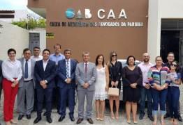 Assis Almeida assume Presidência da Caixa de Assistência dos Advogados