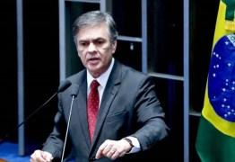 OPERAÇÃO XEQUE-MATE: citado em relatório, Cássio Cunha Lima presta depoimento à Polícia Federal