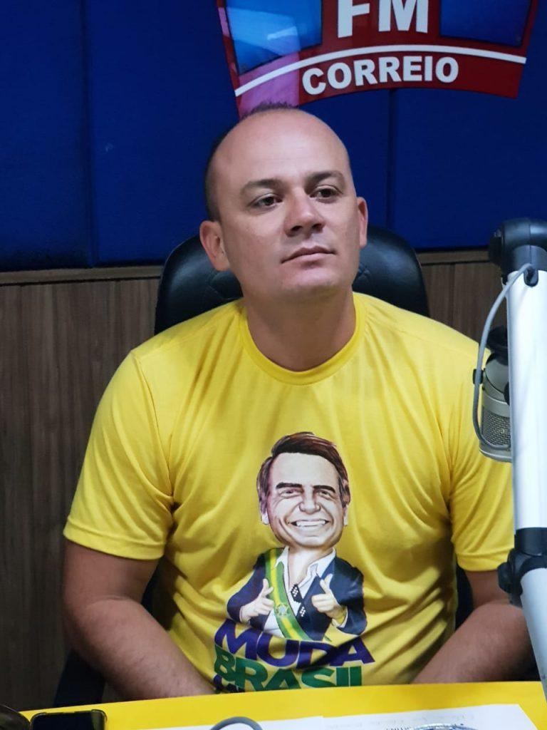 CABO GILBERTO 768x1024 - Enquanto PSOL/PB presta solidariedade, deputado do PSL paraibano diz que Jean Wyllys não sofre ameças