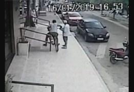 Em Itaporanga, mãe entrega o próprio filho à polícia depois de reconhecê-lo em vídeo de crime