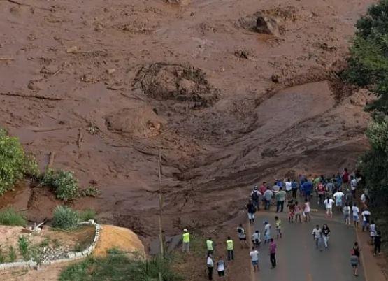 Capturar 25 - Justiça bloqueia R$ 1 bilhão da Vale depois de desastre em Brumadinho