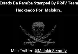 Hacker invade o Portal do Governo da Paraíba e comemora feito no Twitter