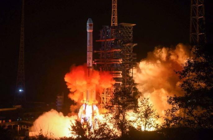 Capturar12a - Em feito inédito, espaçonave chinesa pousa no lado oculto da Lua
