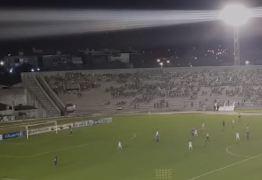 Diretoria do Atlético de Cajazeiras afirma que time foi prejudicado pela arbitragem e dispara: 'nem parece que a Operação Cartola aconteceu' – VEJA VÍDEO DO GOL