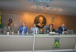 Ivonete Lugério é reconduzida à presidência da Câmara Municipal de CG