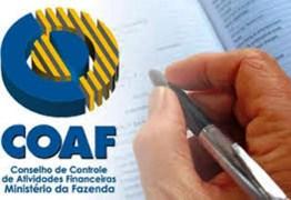 Prazo para apresentação de declaração ao COAF encerra no próximo dia 31 de janeiro