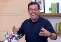 Fernando Rocha faz piada tosca com Fátima Bernardes na Globo e fica no vácuo
