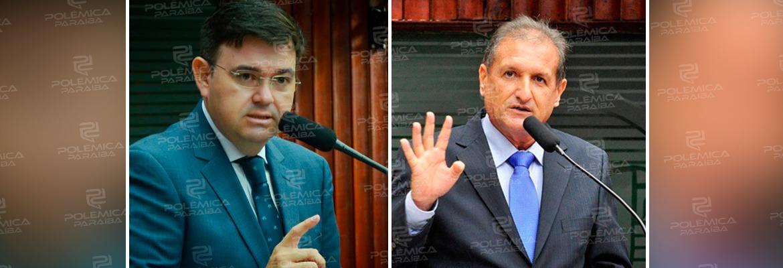 Hervázio e Raniery - Após 9 dias do novo Governo, Raniery Paulino pede que João tenha 'estilo próprio'; Hervázio diz que oposição 'não tem crédito' para dar conselhos