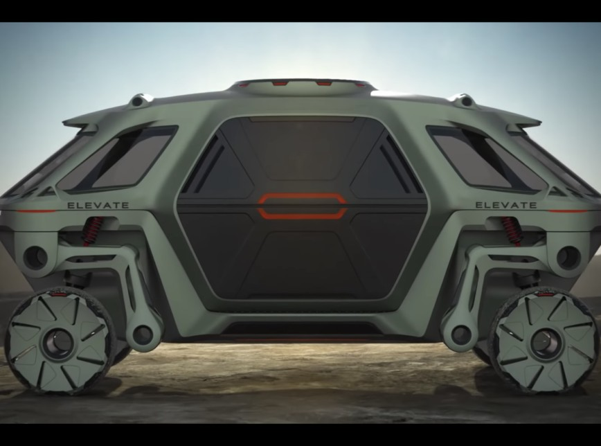 Hyundai Elevate 868x644 - EVOLUÇÃO DOS MOTORIZADOS: Hyundai apresenta conceito de 'carro-robô' para resgates; VEJA VÍDEO