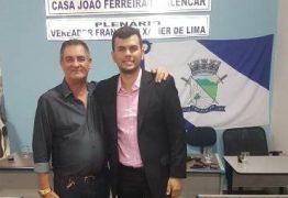 Vereador Dirceu Batista é empossado como novo presidente da Câmara de Triunfo e relembra história política da família