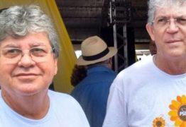"""João Azevêdo ressalta parceria com Ricardo Coutinho: """"Uma dupla que conseguiu muitas realizações"""""""