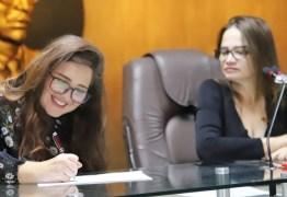 Após posse como Vereadora em Campina, Pâmela Vital garante fiscalizar o poder público e o cumprimento de leis