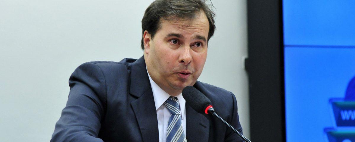 Rodrigo Maia 1200x480 - Previdência deve ser enviada ao Congresso na próxima semana, diz Rodrigo Maia