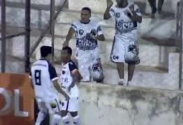 COPA DO NORDESTE: Botafogo-PB sai na frente do placar, mas só empata com o Salgueiro
