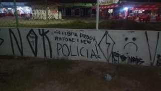 WhatsApp Image 2019 01 11 at 06.30.29 1 300x170 - Pichação de protesto por morte acaba com apreensão de 4 em Santa Rita
