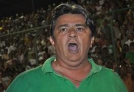 FPF publica nota respondendo críticas feitas pelo presidente do Sousa, Aldeone Abrantes