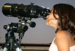 Primeiro eclipse lunar do ano poderá ser visto da Estação Cabo Branco neste Domingo