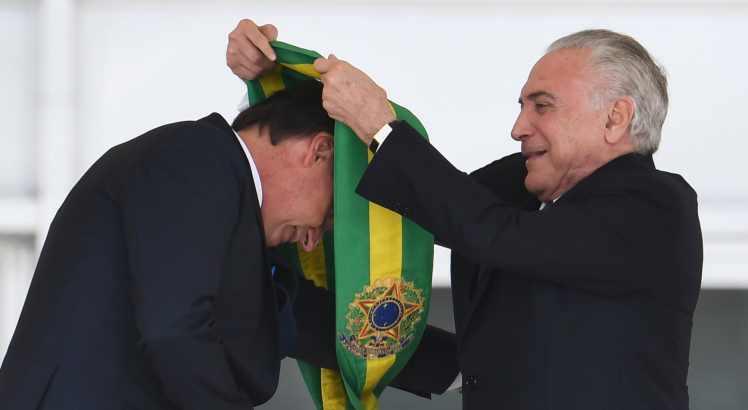 PGR quer que Temer, Moreira Franco e Padilha sejam investigados conjuntamente