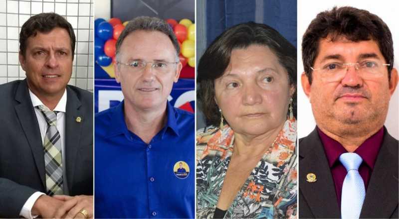candidatos Cabedelo - ELEIÇÕES EM CINCO MUNICÍPIOS NESTE DOMINGO: eleitores de Cabedelo escolhem novos gestores