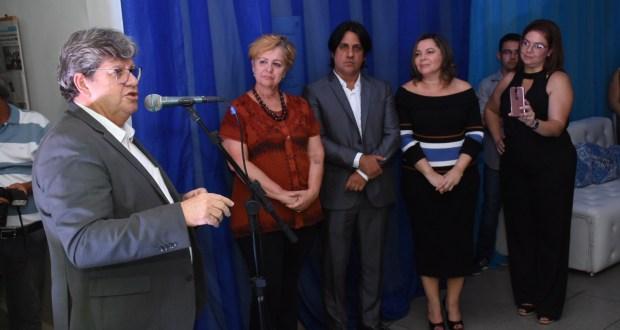 comemoração rádio tabajara foto André Lúcio - João Azevêdo comemora 82 anos da Rádio Tabajara e anuncia retorno do programa 'Fala, governador' - VEJA VÍDEO