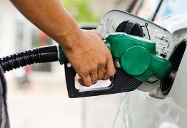 FECHA TABELA DE PREÇOS: Gasolina aumenta 50 centavos em menos de um mês e meio em João Pessoa