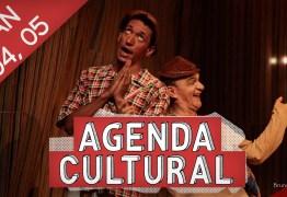 AGENDA CULTURAL: Confira a programação para este final de semana em João Pessoa