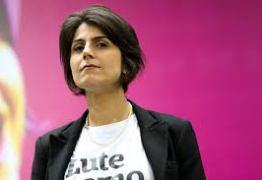 Manuela D'Ávila critica apoio do PCdoB a reeleição de Rodrigo Maia