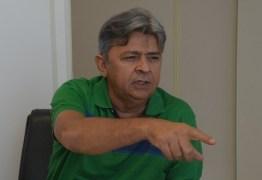 """Confusão no futebol paraibano: Presidente do Sousa acusa arbitragem de """"armar"""" em jogo contra o Campinense"""