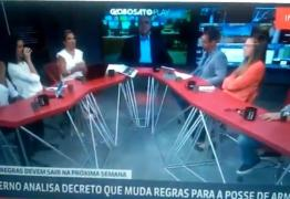 'Gemidão do Zap' interrompe programa da Globonews