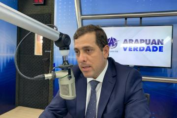 'PROJETO DE PEDRA E CAL': O que o PSB fez para o povo da Paraíba ninguém tira, diz Gervásio Maia – OUÇA